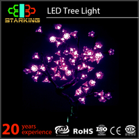 Hot selling full color excellent cheap led twig tree lights