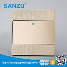 SANZU wholesale price 250V 10A one gang switch for home use