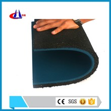 SGS Certification rubber sheet rubber mats for stairs