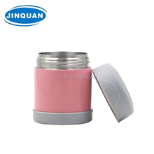 350ml stainless steel insulated food warmer container FDA; LFGB