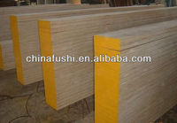 OSHA Pine LVL Scaffolding board used for Construction