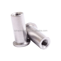 Nonstandard metal stud anchor bolt for furniture accessories