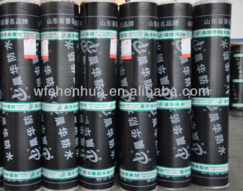 SBS modified bitumen roll waterproofing membrane