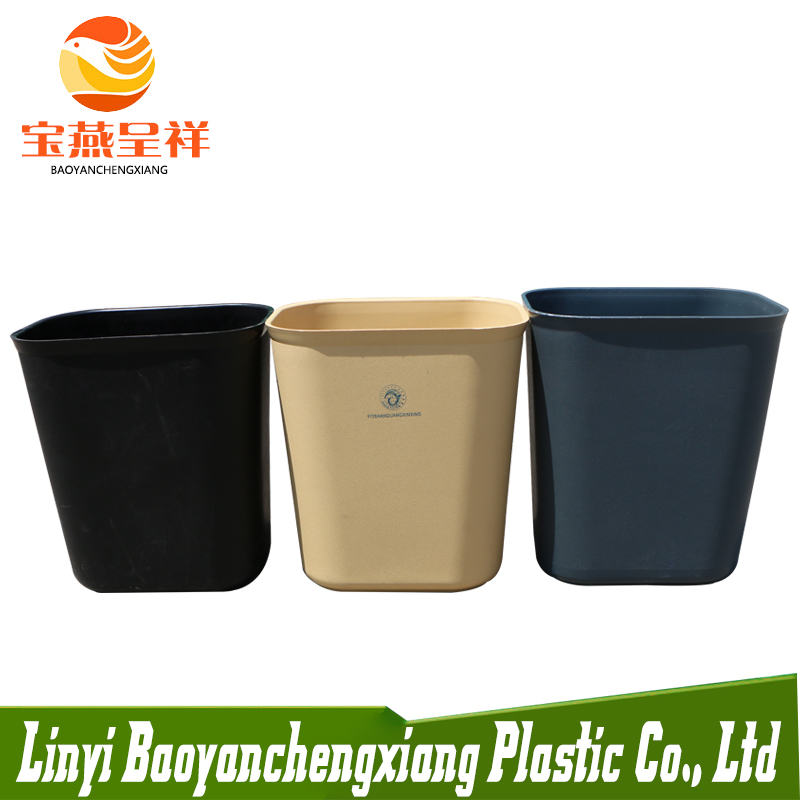 Dustbins for home making dustbin waste material with PP plastic inner bin
