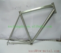 new design for 700C titanium road bike frame special design for Titanium road bike