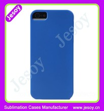 JESOY Cheap Plastic Mobile Phone Case For iphone, Plain Print Mobile Covers