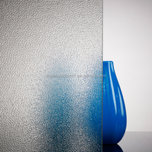 Jinyao 3mm 4mm 5mm Colorful Tinted Coating Patterned Glass
