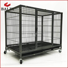 Dog Kennel With Wheels