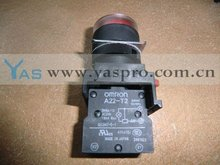A22L-GR-T2-10M Omron Push Button Switch