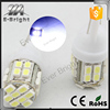 2015 Auto Parts Car Led Lighting Bulb T10 Wedge 1206 24SMD 12V 24V Canbus With Width Lamp Side Signal Light