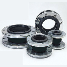 single sphere rubber expansion joints/rubber flexible adapter