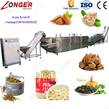 Commercial Soybean Chickpea Roasting Machines Sunflower Seeds Hot Sale Peanut Roaster