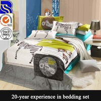 New style custom professional horse bedding sets