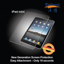 Factory price 7 inch tablet tempered glass screen protector for Ipad mini