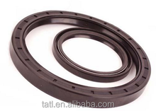 Rubber oil seals dubble lips for tractor and engine made in china