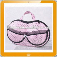 brand new bow knot bra portable bag travel use