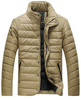 Korean Style Stylish Casual Winter Jacket For Men