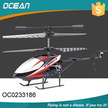 Hot selling top ranking electric remote 3ch infrared sensor rc helicopter with gyro