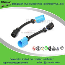 9007-H13 Car Automotive Conversion Headlight Wire Harness With Plug Pigtail Connector For Ford