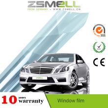 2016 Silver 25% Reflective Window Film One Way Mirror Privacy Commercial And Residential Tint Roll color mirror film