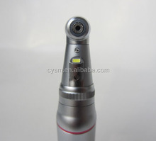 1:5 LED contra angle dental handpiece/1:5 red increasing contra angle handpiece