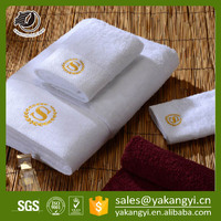 Luxury 5Star Hotel Used Hand Towel Embroidery Wholesale