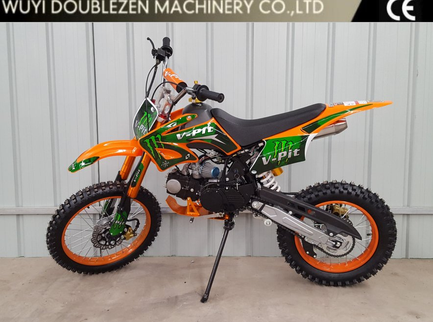 Chinese new&good quality 125CC Dirt Bike/Cross bike/Motocross/Mini motor