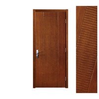 Simple Design Top quality main door wood carving design