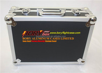 Strong Lightweight aluminum attache case small portable tool boxes