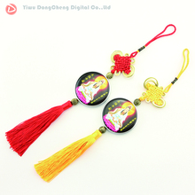 2015 newest DIY chinese knot button components 44mm