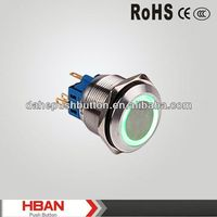 CE ROHS oven pushbutton switch