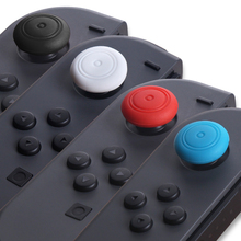 Anti-slip Silicon Thumb Stick Cap Protective Analog Cover for Nintendo Switch Controller