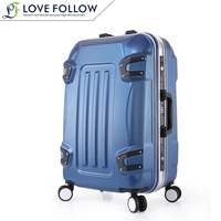 Fashinable Aluminum Frame Cabin Luggage Bags