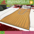 Factory direct sale foam boat faux teak flooring EVA marine decking mat