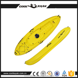 cool kayak brands banana rotomolded boat kayak