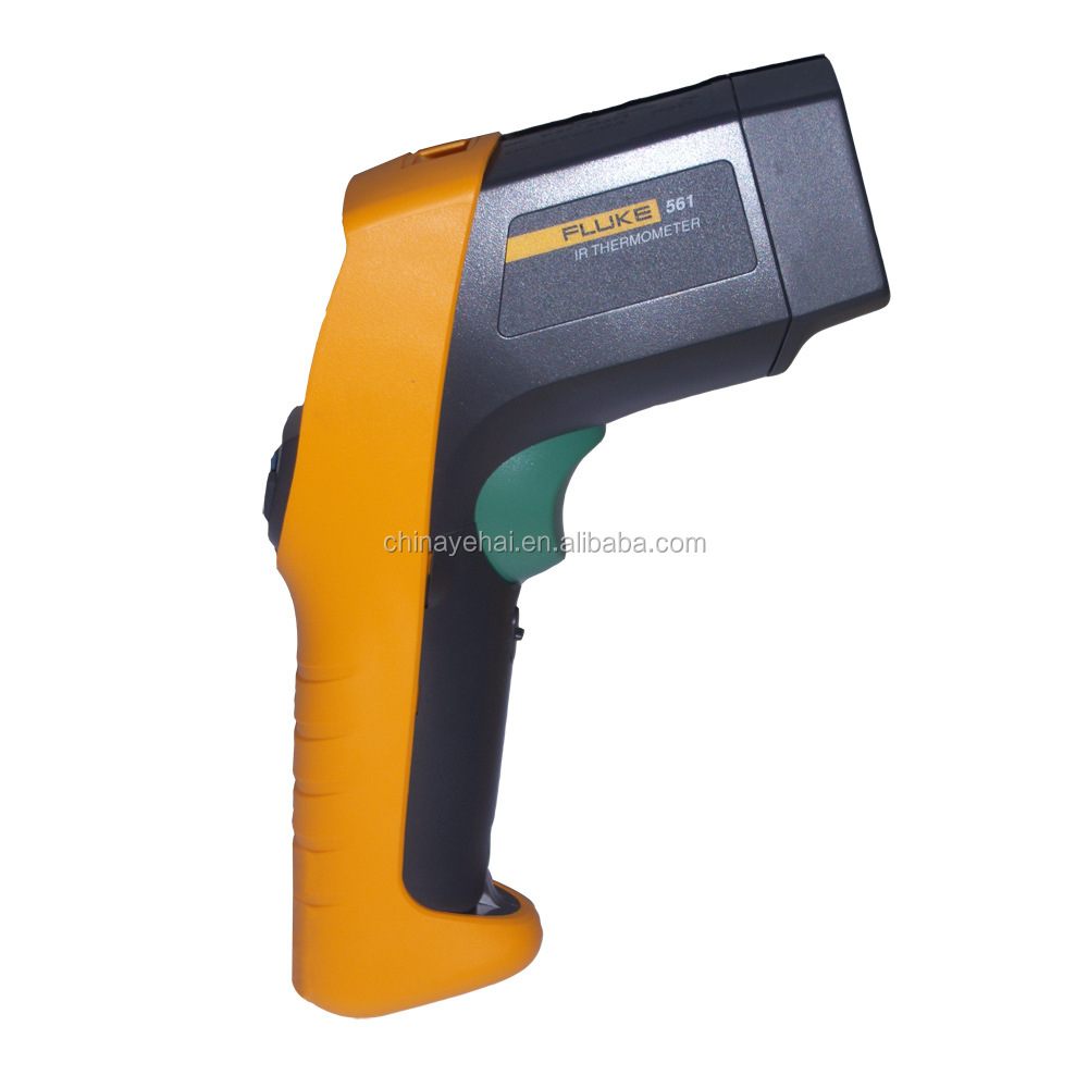 Temperture Meter Fluke 561 Non Contact Digital Infrared Thermometer