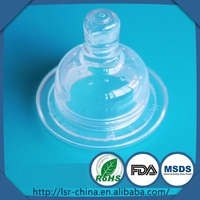 Burst sells silicone nipple suction,silicone rubber baby nipples,silicone baby nipple teether