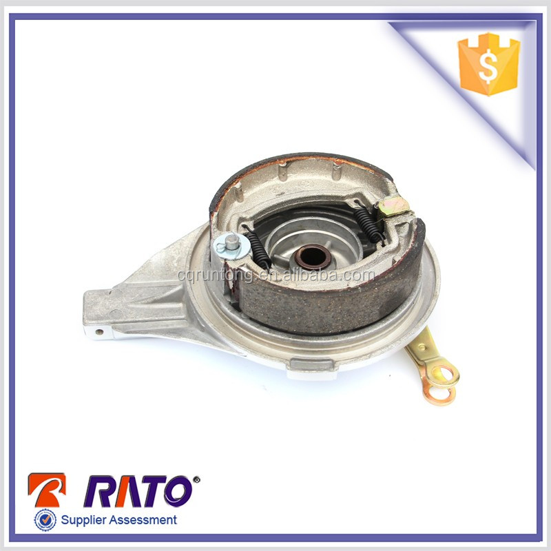 gold supplier motorcycke drum brake for sale