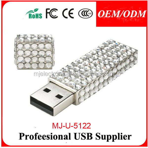 Jewelry USB Flash drive,Wafer jewelery usb flash drive high quality jewelry usb flash memory