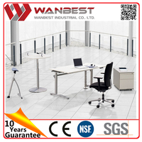 Best price economic height adjustable table office desk