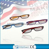 Most Fashionable 2014 new designer metal reading glasses