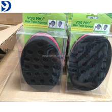 Hair Sponge Brush For Afro Twists Curls Dreads Braids Coils Waves For Men
