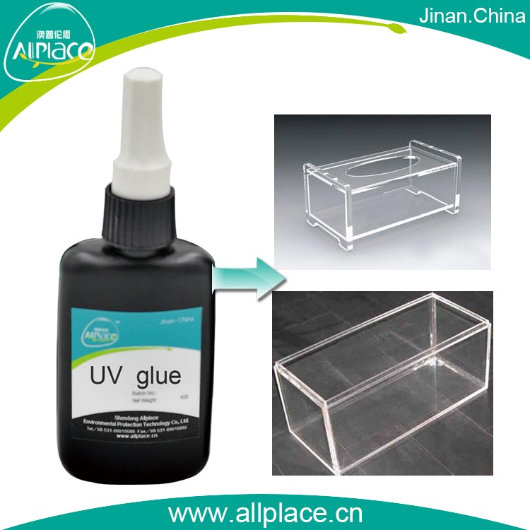 Uv Acrylic Decorate Special Glass Glue
