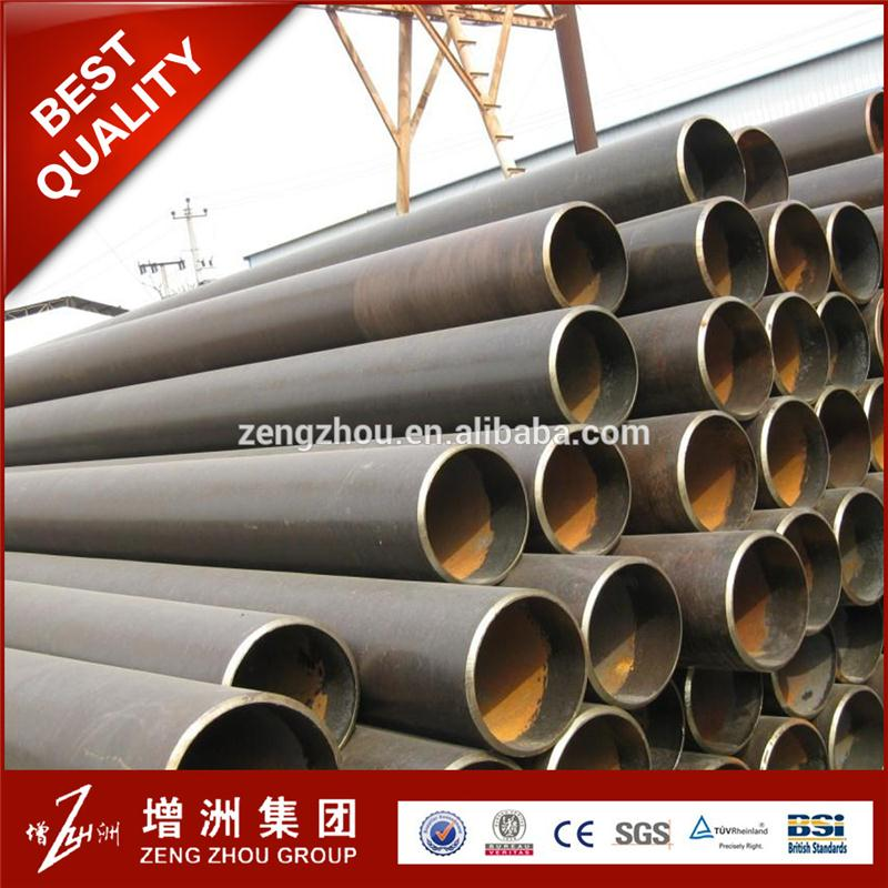 "black iron pipe butt welded fittings welded tube/api steel pipe/ carbon steel pipe 3""-24"" welded tube 666"