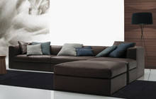 middle east furniture importer leather sofa hot sale