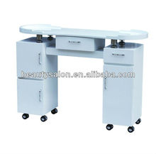 Hot sale White NAiltable MANICURE TABLE ZY-MT004