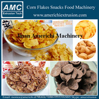 Best selling corn flakes machine/extruder/making line