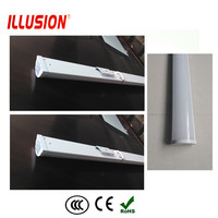 HOT SALE high brightness residential light T8 18W 4ft led tube light fixture