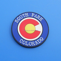 Colorado South Park Symbol Soft PVC