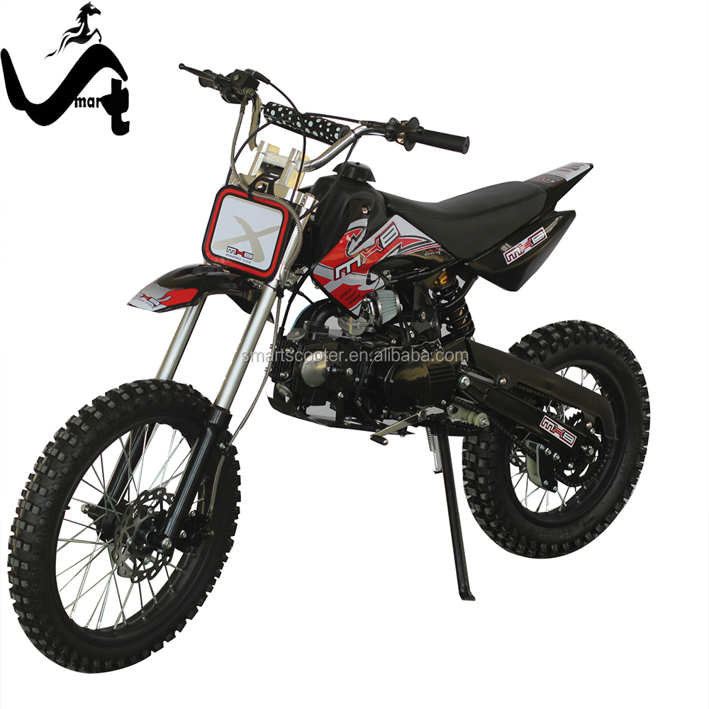 High quality and cheap mini 125cc dirt bikes for adult